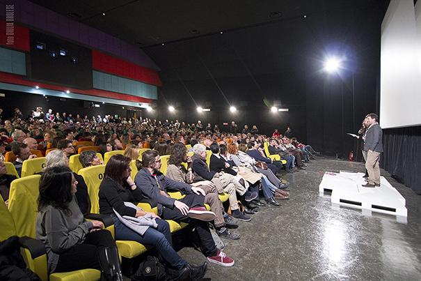 A tempo debito serata di presentazione al Cinema Multiastra di Padova